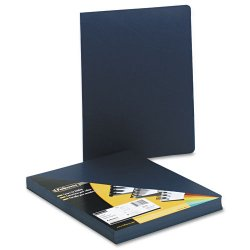 Fellowes - 52145 - Fellowes Executive Presentation Covers - 11.3 Height x 8.8 Width x 0.1 Depth - 8 3/4 x 11 1/4 Sheet - Vinyl - 50 / Pack