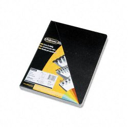 Fellowes - 52146 - Fellowes Executive Presentation Covers - 11.3 Height x 8.8 Width x 0.1 Depth - 62 mil Thickness - 8 3/4 x 11 1/4 Sheet - Vinyl - 50 / Pack