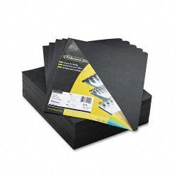 Fellowes - 52149 - Fellowes Executive Presentation Covers - 11.3 Height x 8.8 Width x 0.1 Depth - 8 3/4 x 11 1/4 Sheet - Vinyl - 200 / Pack
