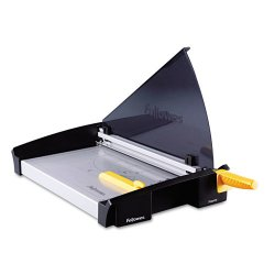 Fellowes - 5411002 - Full Size Safecut Safety Shield Protects User During Cutting Process. Heavy-duty