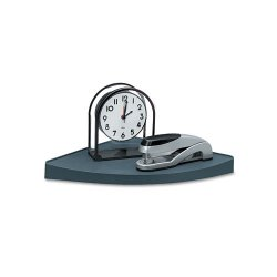 Fellowes - 7528001 - Fellowes Partition Additions Corner Shelf - 1.6 Height x 15.4 Width x 11.3 Depth - Graphite