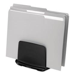 Fellowes - 9473301 - Fellowes I-Spire Series File Station - 3 Tier(s) - 6.8 Height x 7.8 Width x 5.6 Depth - Desktop - Black, Gray