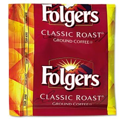 Folgers - 2550006430 - Coffee, 1.50 oz., Package Quantity 42