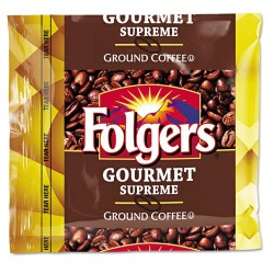 Folgers - 2550006437 - Coffee, 1.75 oz., Package Quantity 42