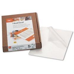 GBC - GBC3200586 - GBC HeatSeal UltraClear Laminating Pouches (Box of 100)