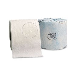 Georgia Pacific - 16620 - Angel Soft PS Bath Tissue Roll - 2 Ply - 4 x 4.05 - 450 Sheets/Roll - White - Soft - For Washroom, Office Building - 20 / Carton