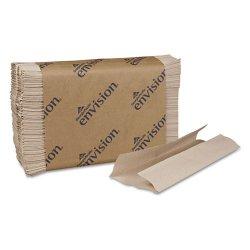 Georgia Pacific - 21924 - C-Fold Paper Towel, 10 1/4w x 13 1/4h, Brown, 240/Pack, 10 Packs/Carton