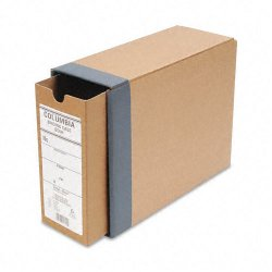 "Globe-Weis - B50H - COLUMBIA Recycled Binding Cases, 3 1/8"" Cap, 11 x 8 1/2, Kraft"