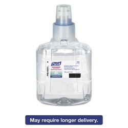 Gojo - 1909-02 - Advanced Hand Sanitizer Ultra Nourishing Foam, 1200 mL Refill, 2/Carton