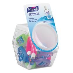Gojo - 3900-25-BWL - Advanced Instant Hand Sanitizer Gel, Jelly Wrap Bottle, 1oz, 25/Bowl, 1 Bowl/CT