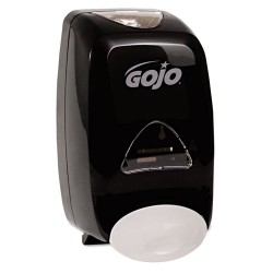 Gojo - GOJ 5155-06 - FMX-12 Soap Dispenser, 1250mL, 6 1/8w x 5 1/8d x 10 1/2h, Black