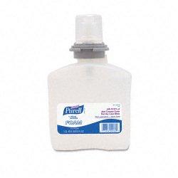 Gojo - 539202 - Gojo TFX Hand Sanitizer Dispenser Refill - 40.6 fl oz (1200 mL) - Skin - White - 2 / Carton