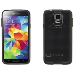 Griffin Technology - GB39050-2 - Griffin Reveal for Samsung Galaxy S5 - Smartphone - Black, Clear - Polycarbonate, Rubber