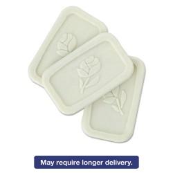 VVF / Transmacro Amenities - TD400050 - Unwrapped Amenity Bar Soap, Fresh Scent, # 1/2, 1000/Carton