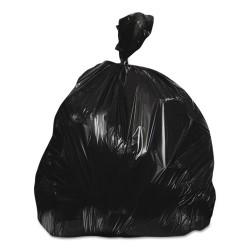 Heritage Bag - H4823RK - Low-Density Can Liners, 8-10 gal, 0.35 mil, 23 x 24, Black, 500/Carton