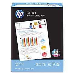 Hewlett Packard (HP) - 001422 - HP Office Paper - Legal - 8 1/2 x 14 - 20 lb Basis Weight - 92 Brightness - White