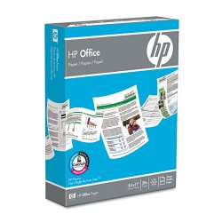 Hewlett Packard (HP) - 112101 - HP Multipurpose Paper - Letter - 8 1/2 x 11 - 20 lb Basis Weight - 92 Brightness - White