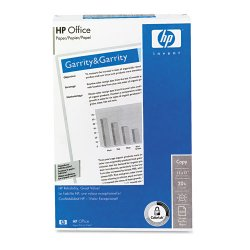 Hewlett Packard (HP) - 172000 - HP Office Copy & Multipurpose Paper - Ledger/Tabloid - 11 x 17 - 20 lb Basis Weight - 87 Brightness - White