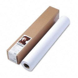 "Hewlett Packard (HP) - 51631D - HP Inkjet Paper - A1 - 24"" x 150 ft - 24 lb Basis Weight - Matte - 96 Brightness - 1 / Roll - Glossy"