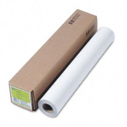 "Hewlett Packard (HP) - 51642A - HP Matte Film - A1 - 24"" x 10.42 ft - Matte - 1 Roll - White"