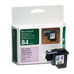Hewlett Packard (HP) - C5021A - HP 84 Light Magenta Printhead - Inkjet - 1 Each