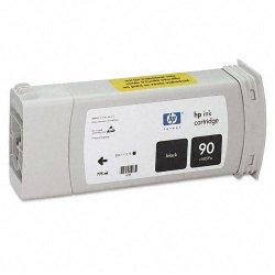 Hewlett Packard (HP) - C5095A - HP 90 Black Ink Cartridge - Inkjet - 1 Each