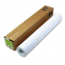 "Hewlett Packard (HP) - C6029C - HP Coated Paper - A1 - 24"" x 100 ft - 35 lb Basis Weight - Matte - 90 Brightness - 1 / Roll - White"