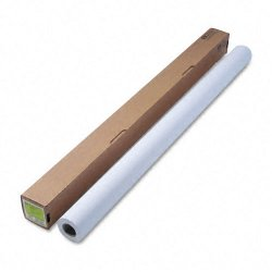 "Hewlett Packard (HP) - C6570C - HP Coated Paper - 54"" x 100 ft - 35 lb Basis Weight - 90 Brightness - 1 / Roll"