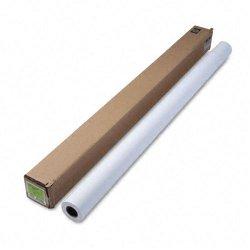 "Hewlett Packard (HP) - C6977C - HP Heavyweight Coated Paper - 60"" x 100 ft - 130 g/m² Grammage - Matte - 90 Brightness - 1 Roll - White"
