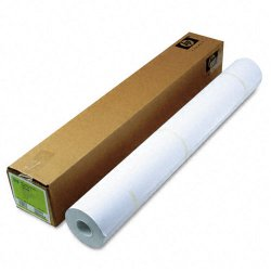 "Hewlett Packard (HP) - C6980A - HP Coated Paper - 36"" x 300 ft - 26 lb Basis Weight - 90 Brightness - 1 / Roll"