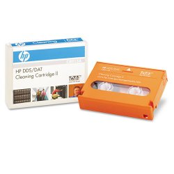 Hewlett Packard (HP) - C8015A - HP DDS Cleaning Cartridge ll - DAT 160 - 1 Pack