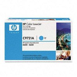 Hewlett Packard (HP) - C9721A - HP 641A Original Toner Cartridge - Single Pack - Laser - 8000 Pages - Cyan - 1 Each