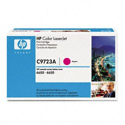 Hewlett Packard (HP) - C9723A - HP 641A Original Toner Cartridge - Single Pack - Laser - 8000 Pages - Magenta - 1 Each