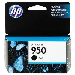 Hewlett Packard (HP) - CN049AN#140 - HP 950 Original Ink Cartridge - Inkjet - Black - 1 Each