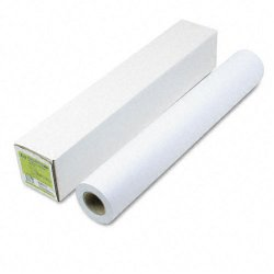 "Hewlett Packard (HP) - Q1396A - HP Universal Bond Paper - 24"" x 150 ft - 21 lb Basis Weight - Matte - 110 Brightness - 1 / Roll - White"