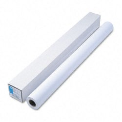 "Hewlett Packard (HP) - Q1398A - HP Universal Bond Paper - 42"" x 150 ft - 21 lb Basis Weight - Matte - 110 Brightness - 1 / Roll - White"
