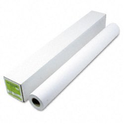 "Hewlett Packard (HP) - Q1405A - HP Universal Coated Paper - 36"" x 150 ft - 26 lb Basis Weight - Matte - 89 Brightness - 1 / Roll - White"