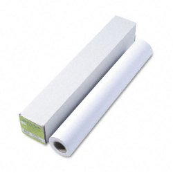 "Hewlett Packard (HP) - Q1412A - HP Universal Coated Paper - 24"" x 100 ft - 32 lb Basis Weight - Matte - 95 Brightness - 1 / Roll - White"
