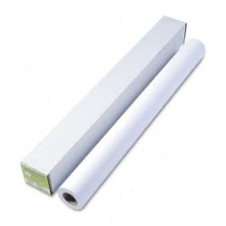 "Hewlett Packard (HP) - Q1413A - HP Universal Coated Paper - 36"" x 100 ft - 32 lb Basis Weight - Matte - 95 Brightness - 1 / Roll"