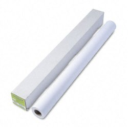 "Hewlett Packard (HP) - Q1414A - HP Universal Coated Paper - 42"" x 100 ft - 120 g/m² Grammage - Matte - 95 Brightness - 1 / Roll - White"
