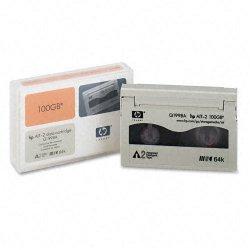 Hewlett Packard (HP) - Q1998A - HP AIT-2 Data Cartridge - AIT-2 - 50 GB (Native) / 100 GB (Compressed) - 1 Pack