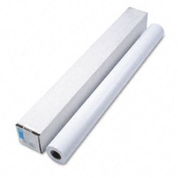 "Hewlett Packard (HP) - Q6581A - HP Universal Photo Paper - 42"" x 100 ft - 190 g/m² Grammage - Satin - 107 Brightness - 1 / Roll - White"