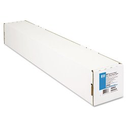 "Hewlett Packard (HP) - Q7993A - HP Premium Photo Paper - 36"" x 100 ft - 0% Recycled Content - Glossy - 92 Brightness - 1 / Roll - White"