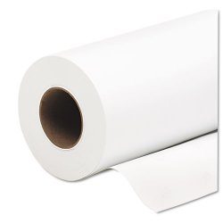 "Hewlett Packard (HP) - Q8919A - HP Everyday Photo Paper - 60"" x 100 ft - Satin - 90 Brightness - 1 / Roll - White"