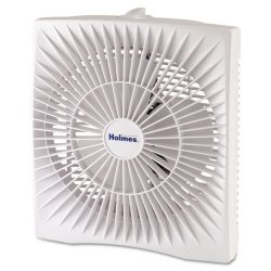 Holmes / Patton - HABF120W - Personal Space Box Fan, Two-Speed, White