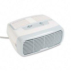 Holmes / Patton - HAP242-UC - 99% HEPA Desktop Air Purifier, 110 sq ft Room Capacity, White