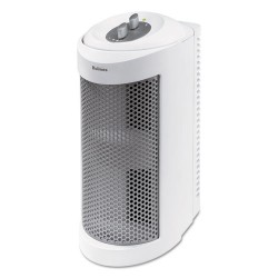 Holmes / Patton - HAP706-NU - Allergen Remover Air Purifier Mini-Tower, 204 sq ft Room Capacity, White