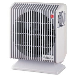 Holmes / Patton - HFH105UM - Holmes Compact Energy Efficient Heater Fan (Each)