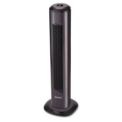 "Holmes / Patton - HT26-U - Oscillating Tower Fan, Three-Speed, Black, 5 9/10""W x 31""H"