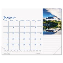 House of Doolittle - 0144 - Calendar Dskpd12mo13x18.5